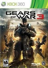 Xbox 360 : Gears of War 3 VideoGames