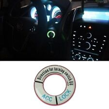 Night Glow Ignition Switch Cover Key Hole Ring Sticker Honda Civic Fit Accord