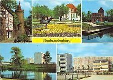 B40436 Wiekhaus und Monchenturm Neubrandenburg  germany