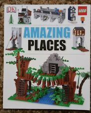 DK Lego Amazing Places Softcover Book