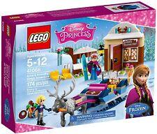 LEGO® Disney Princess - Annas und Kristoffs Schlittenabenteuer 41066 NEU & OVP
