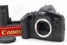 [Exc++++] Canon EOS-1V 35mm Film Camera Body w/PB-E1 Pro-Strap from japan #346