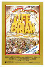 Life Of Brian Monty Python movie poster Classic British Comedy Troupe 24X36