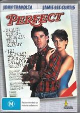 PERFECT - JOHN TRAVOLTA  - NEW & SEALED REGION 4 DVD FREE LOCAL POST