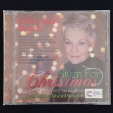 NEW GIVEN FOR CHRISTMAS A Selection Of Readings CD - Famous Contributors 31650