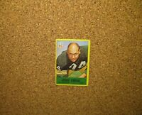 1967 Philadelphia Football #78 Henry Jordan (Green Bay Packers)