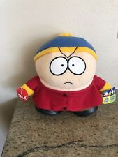 Rare 2002 South Park Talking Cartman Plush Toy Doll by Fun 4 All 7� New With Tag