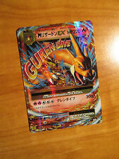 1st ed JAPANESE Pokemon MEGA CHARIZARD EX Card 20th ANNIVERSARY Set 013/087 CP6