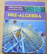 Prentice Hall Mathematics Pre-Algebra Chales McNemar Ramirez
