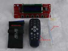 DIY IDE CDROM DVD Rom controller board With display + Remote control   L165-12