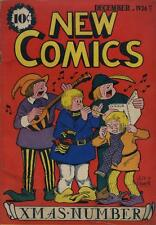 New Comics #11 Photocopy Comic Book