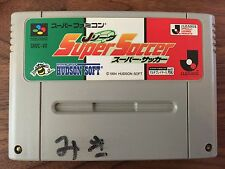J League Super Soccer SHVC-VX Japan Import SNES Nintendo Super Famicom SFC