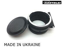 Hartblei Pentacon Six 6 P6 Kiev 60 88CM Lens to Hasselblad V Adapter w/ Tilt 6°