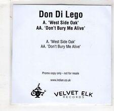 (HC604) Don Di Lego, West Side Oak - 2016 DJ CD
