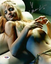 Mena Suvari Signed 8x10 Photo American Beauty, American Pie Psa Dna