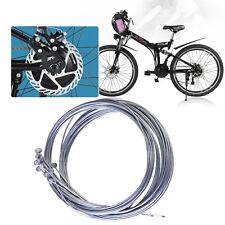 10 2M Mountainbike Fahrrad Edelstahl Schieber Schaltzug Innere Gang Brems kabel