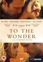 To the Wonder DVD (2013) NEW