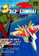 Ace Combat winning strategy guide book / PS