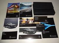 Bordmappe mit Betriebsanleitung Mercedes SLC R 172 Stand 04/2016