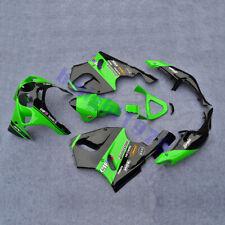Green Fairing Bodywork Set Kit Fit For Kawasaki Ninja ZX7r ZX-7R 1996-2003 97 98