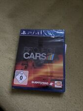 PS4 Game PROJECT CARS (PS4) PLAYSTATION 4 Neu Ovp