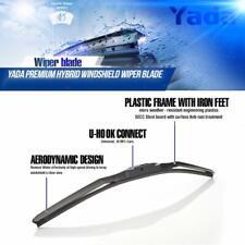 Wiper Blade All-Season Hybrid Windshield Wiper Blade 17 inch (Pack of 1)