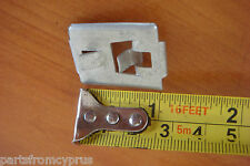 nos Fiat 850  outer moulding clips  20 pieces    FREE SHIPPING