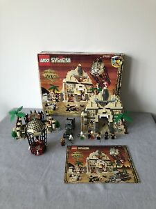 LEGO 5988 ADVENTURERS SET - THE TEMPLE OF ANNUBIS, FORBIDDEN RUINS Pharaoh Rare