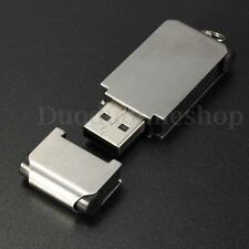 New 32GB Metal Flash Memory Drive Stick Thumb Pen U Disk For Win7/8/Vista/Mac