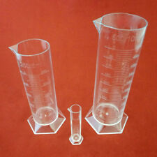 Graduated Cylinder in Plastic - 500ML - Pack of 2 - PL040-0500-02