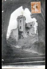 LAVARDIN (41) ESCALIER d'HONNEUR & CHATEAU en 1927