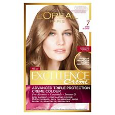 Loreal Excellence 7 Dark Blonde Radiant, even, healthy-looking colour
