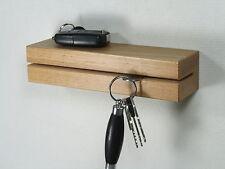 Schlüsselhalter Schlüsselbrett Schlüsselleiste Schlüssel Buche Holz Ablage