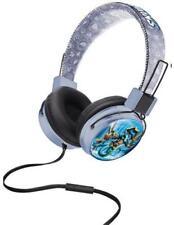 Skylanders Swapforce Wash Buckler Blast Zone grey customisable junior headphones