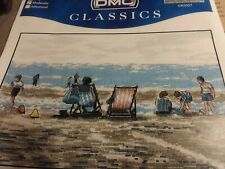DMC Classics~Beach Scene~Cross Stitch Kit