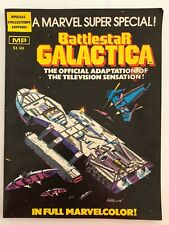 Vintage 1978 Marvel Battlestar Galactica Comic Book-Special Collector's Edition