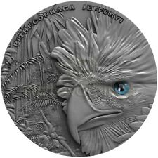 Niue Islands 2018 1$ Sky Hunters - Philippine Eagle 1oz Silver coin