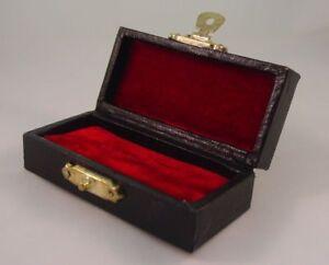 Dollhouse Miniature  Small Case  #Z216 CLOSING