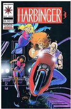 Harbinger No. 22 1993 guest-Mizusawa: Archer & Armstrong