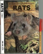 PET RATS Keep Breed Care EC 93 page hardcover Owner Handbook Keep Breed Care