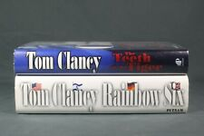Lot of 2: Rainbow Six & The Teeth of the Tiger by Tom Clancy