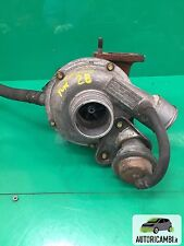 TURBO TURBINA KIA CARNIVAL 2001 > 2006 2.9 CRDi TURBOCOMPRESSORE 282004X300