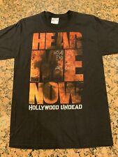 2011 Hollywood Undead Shirt M Medium Vintage Rap Rock Nu Metal Post Hardcore Tee