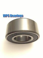 5205-2RS Double Row Angular Contact Ball Bearing 25mm x 52mm x 20.6mm