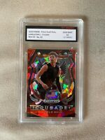 2020 Lamelo Ball Panini Prizm Red Ice Crusade 1st Graded 10 RC - PSA 10 ??