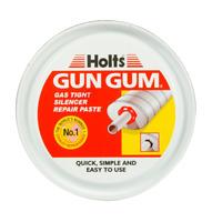 Holts Gun Gum Exhaust Muffler Silencer Joint Gas Repair Paste Putty Kit 200g