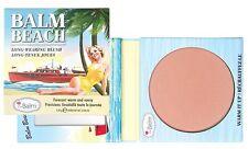 The Balm Cosmetics Balm Beach Blush *theBalm* NIB - Warm-neutral toned blush