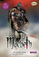 Macbeth: The Graphic Novel: Plain Text (Paperback or Softback)