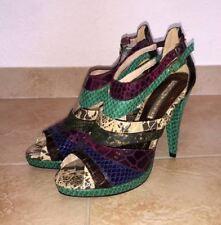 Damen Schuhe Buffalo 38,5 Pumps Absatzschuhe Business Sandalen High Heels