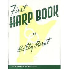 First Harp Book. Für Harfe (Noten)
